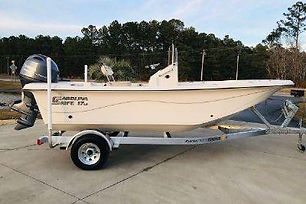 17' Carolina Skiff 17 LS 2020