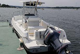 25' Aquasport Osprey 2003
