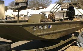 18' Tracker 1800 Series 2014