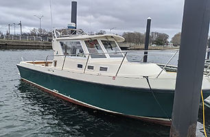 28' Albin Tournament Express 1994