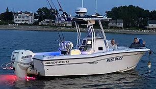 22' Grady-White 222 Fisherman 2002