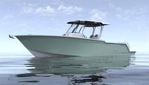 28' Bertram Center Console 2021