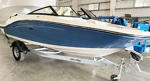 19' Sea Ray 190 SPO 2021