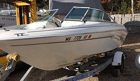 18' Sea Ray 185 Bowrider 2003