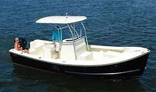 22' Eastern Center Console 2021