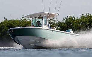 27' Everglades 273 CC 2021