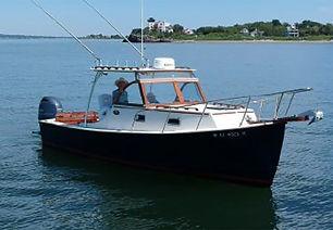 24' Eastern Seaway Seafarer 2021