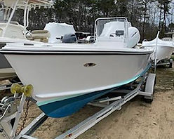 20' Albury Brothers Center Console 2013