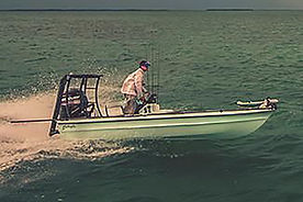 17' Yellowfin Skiff 2022