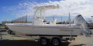 24' Everglades 243 CC 2020