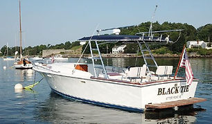 27' Blackfin Open 1988