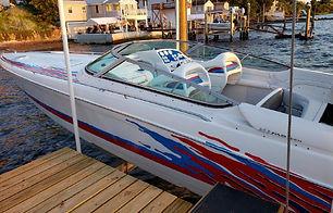 35' Formula 353 Fastech 2000