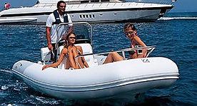 18' Zodiac Yachtline Deluxe 530 2008