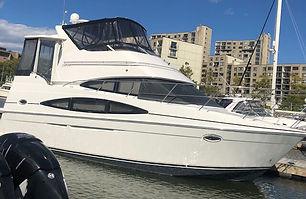34' Carver 346 Motor Yacht 2001