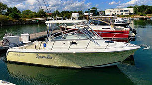 26' Sailfish 2660 WAC 2007