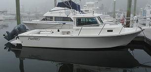 23' Parker 2320 Sport Cabin 2014