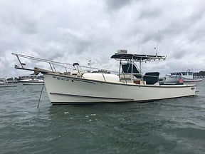 26' Seaway Center Console 1988