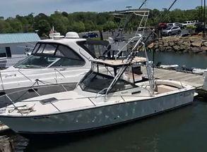27 Albemarle Ex. Fisherman 25000