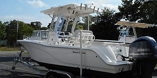24' Sea Fox 248 Commander 2019