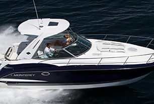 35' Monterey 355 Sport Yacht 2018