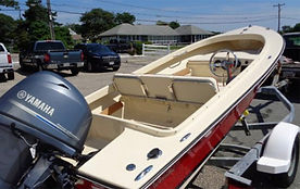 14' Rossiter Side Console 2019