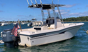 22' Grady-White 222 Fisherman 2006