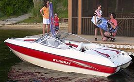 19' Stingray 190LS/LX 2002