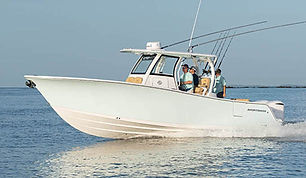 30' Sportsman 302 Open 2021