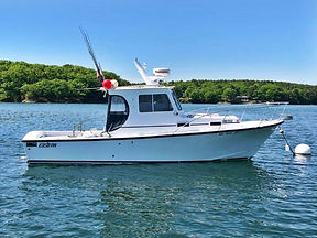 27' Eastern Fisherman 2007