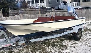 15' Boston Whaler Super Sport 15 1984