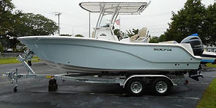 22' Sea Fox 226 Commander 2018