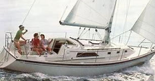 35' O'Day Sloop 1985