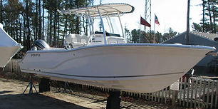 24' Sea Fox 248 Commander 2020