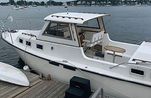 27' Albin Family Cruiser 1986