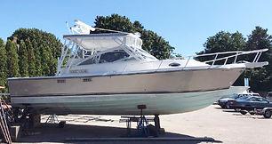 33' Salt Shaker 301 Custom 2006