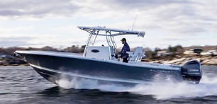 27' Southport Center Console 2021