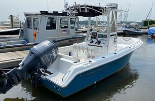 21' Sea Hunt 210 Ultra 2011