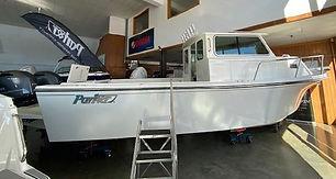 25' Parker 2520 XLD Sport Cabin 2021