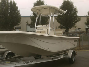 21' Carolina Skiff LS 2020