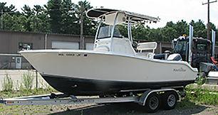 20' NauticStar 2000 Offshore 2008