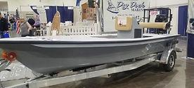 18' Xplor Boatworks Bay Boat 2018