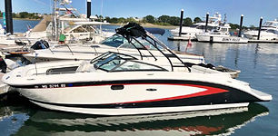 27' Sea Ray 270 Sundeck 2015