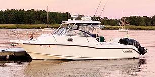 28' Boston Whaler Conquest 2010