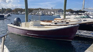 20' Eastern Center Console 2012