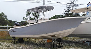 24' Sea Chaser 24 HFC Series 2021