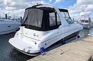 28' Larson 274 Cabrio 2007