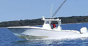 36' Yellowfin Center Console 2021