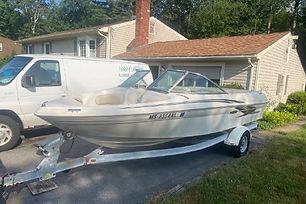 18' Sea Ray Bowrider 2000
