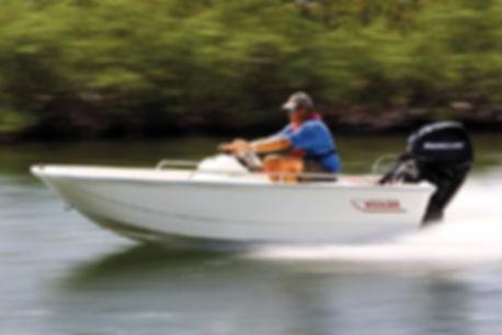 11' Boston Whaler 110 Sport 2020