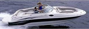 24 Sea Ray 240 Sundeck 2004